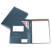 Royce Leather Padfolio Blue