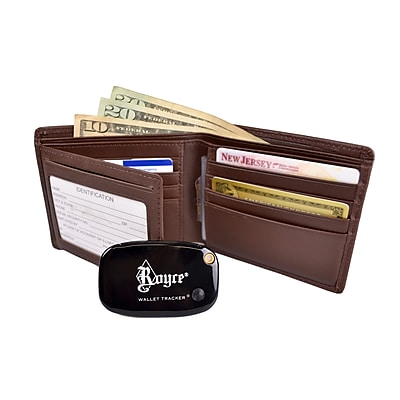Royce Leather Wallet for Men, Coco