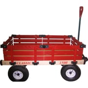 "Millside Industries  Hardwood  38""H x 20""W Wagon"