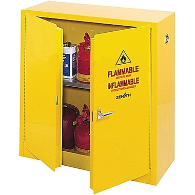 Marvelous Zenith Safety® Flammable Storage Cabinets