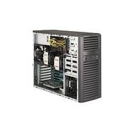 Supermicro® SuperWorkstation SYS-7037A-I Mid Tower Server Barebone System
