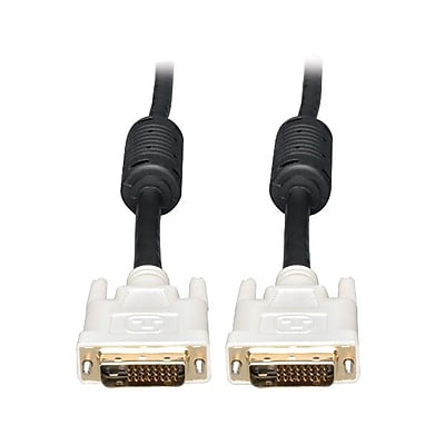 Tripp Lite P560-015 15' DVI-D Cable, Black (P560-015)