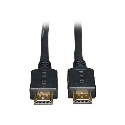 Tripp Lite P568-012 12' HDMI Cable, Black (P568-012)