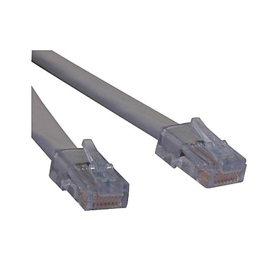Tripp Lite N266-010 10' RJ-45 Male/Male Cross-Over Patch Cable, Beige (2446493)
