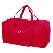 Netpack 21'' U-Zip Travel Duffel; Red