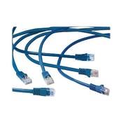 Exponent - Câble de raccordement réseau, 25 pi, bleu