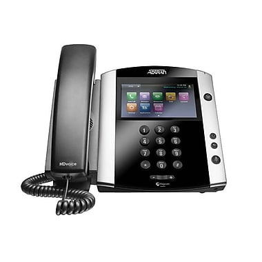 AdtranMD – Téléphone IP VVX 600 à câble