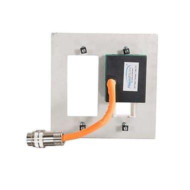 C2G® White Decora Style Wall Plate