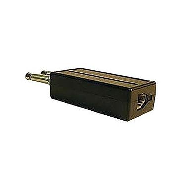 Jabra® Dual Prong Adapter, Black
