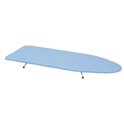 Household Essentials® Wood Table Top Ironing Board, White