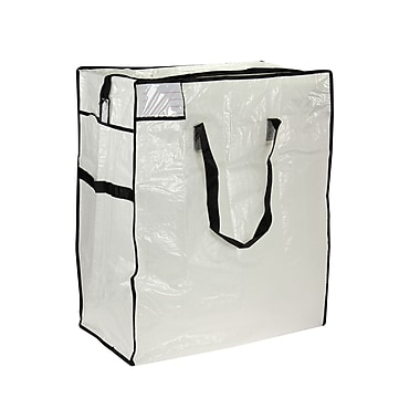 Household Essentials® Mighty Stor® Medium Tote Bag With Black Trim