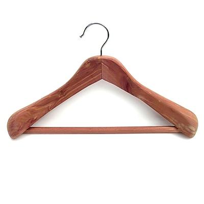 Household Essentials® Cedar Fresh™ Deluxe Coat Hanger
