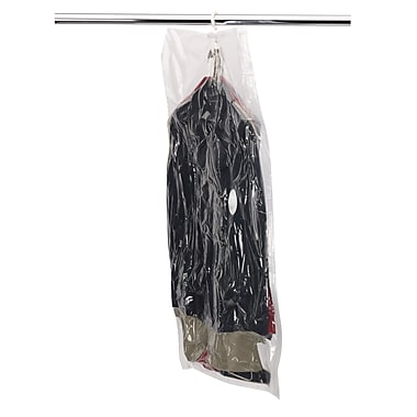 Household Essentials® MightyStor® Large Suit Hanging Bag