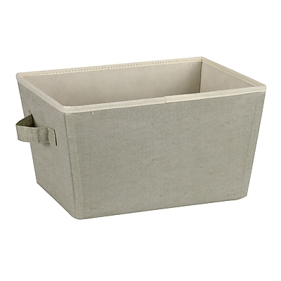 Household Essentials® PET Cotton Blend Small Tapered Bin