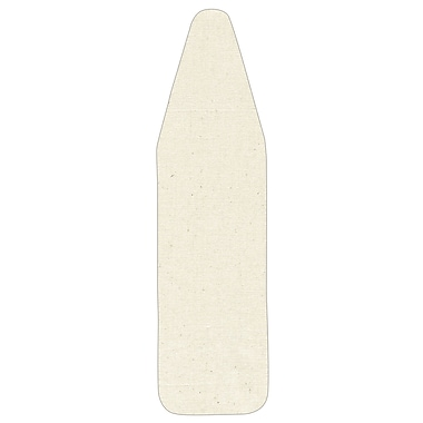 Household Essentials® Wide Top Replacement Ironing Board Cover and Pad, Natural