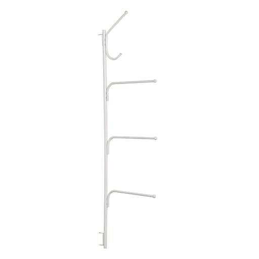 Household Essentials Hinge It Clutterbuster Valet Hanger And