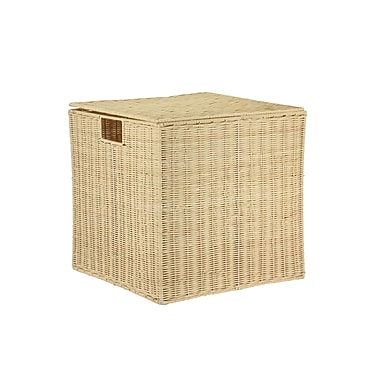 Household Essentials® Nested Box Set With Lids, Rattan