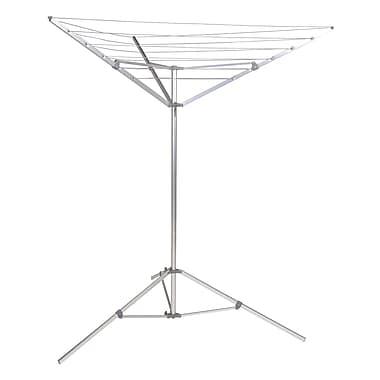 Household Essentials® Tripod Portable Umbrella Clothes Dryer, Aluminum