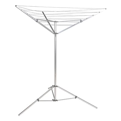 Household Essentials® Tripod Portable Umbrella Clothes Dryer, Aluminum