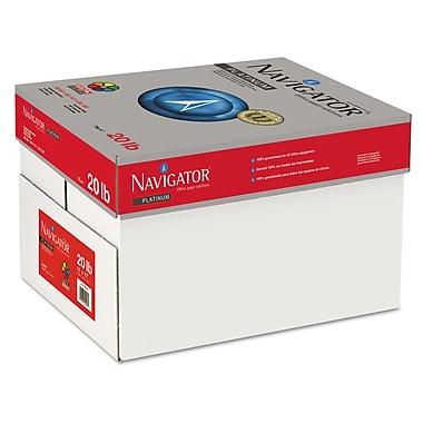 Navigator™ Platinum 20 lbs. Multipurpose Paper, 11
