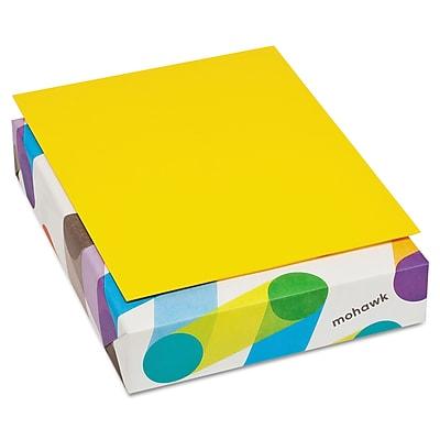 Mohawk BriteHue Multipurpose Colored Paper, 8 1/2