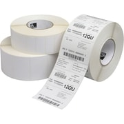Zebra Z-Ultimate 3000T Permanent Adhesive Thermal Transfer Label for 105SL, White, 1570 Labels/Roll, 4 Rolls/Box (10011699)