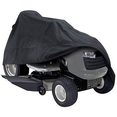 Classic Accessories® Deluxe Lawn Tractor Cover, Black