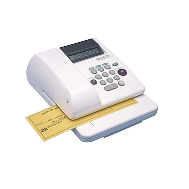 Max® 14 Digits Electronic Check Writer