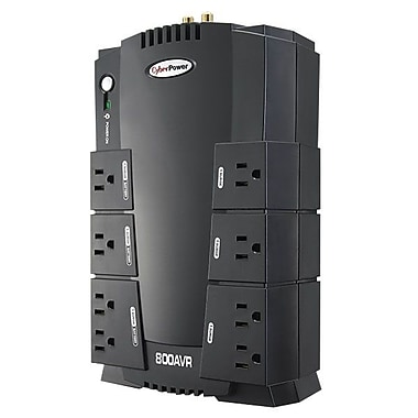 CyberPower AVR 800 VA Compact UPS