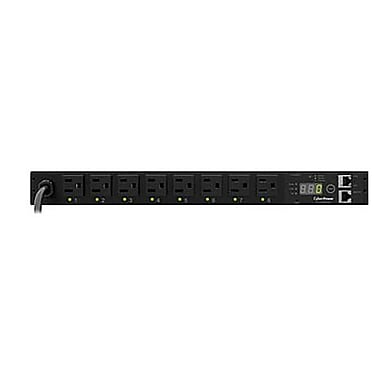 CyberPower Switched PDU RM 1U 15A 8 Outlet
