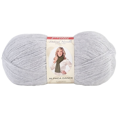 Deborah Norville Collection Alpaca Dance Yarn, Silver Fog