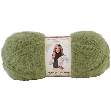 Deborah Norville Collection Alpaca Dance Yarn, Artichoke