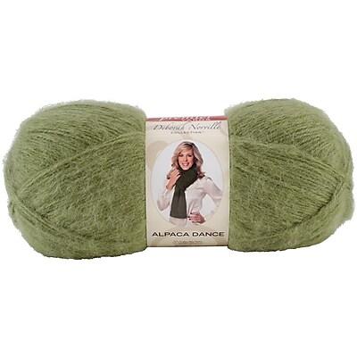 Deborah Norville Collection Alpaca Dance Yarn, Artichoke