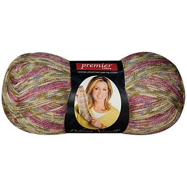 Deborah Norville Collection Serenity Sock Yarn, Chili