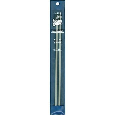 Quicksilver Single Point Knitting Needles 10