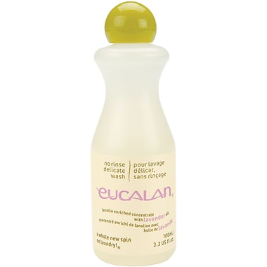 Eucalan Fine Fabric Wash, 3.3 Ounce, Lavender