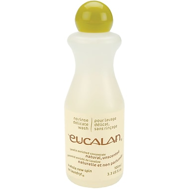 Eucalan Fine Fabric Wash, 3.3 Ounce, Unscented