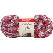 City Life Ladder Yarn, Golden