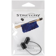 """Stretchy Needle Keeper For 5"""" Double Point Needles, Black"""