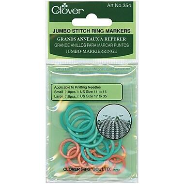 Jumbo Stitch Marker Rings