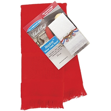 Maxton Velour Guest Towel 12