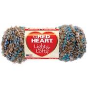Red Heart Light & Lofty Yarn, Beachy Keen