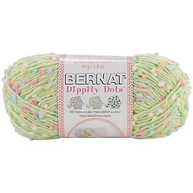 Dippity Dots Yarn, Green