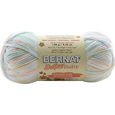 Softee Baby Yarn, Ombres, Baby Baby