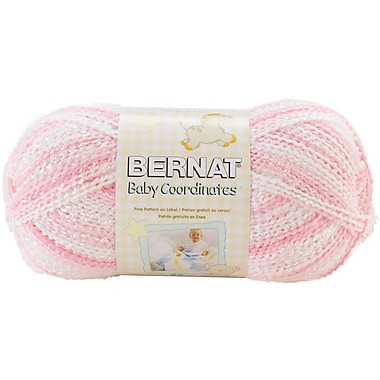 Baby Coordinates Yarn, Ombres, Strawberry
