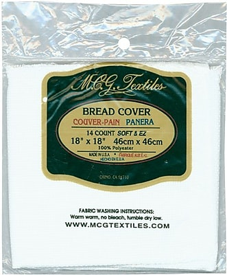 Continental Bread Cover 14 Count 18