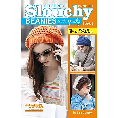 Slouchy Beanies For The Family Book 2
