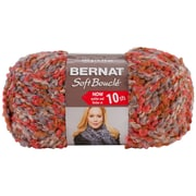 Soft Boucle Yarn, Autumn Harvest