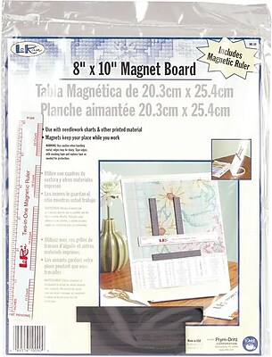 LoRan Magnet Board 8