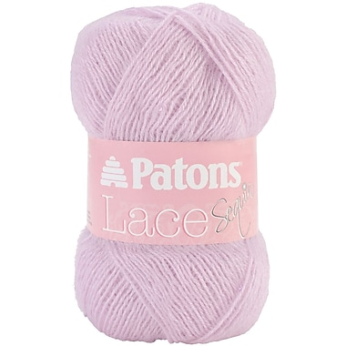 Lace Sequin Yarn, Pale Amethyst